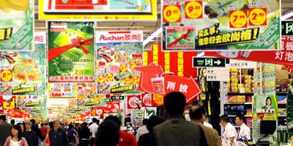 Résultats 2014 : Auchan, n°1 du commerce en Chine