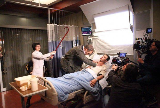 Ob Dr House Coulisse Serie Arme Fatale Saison Streaming