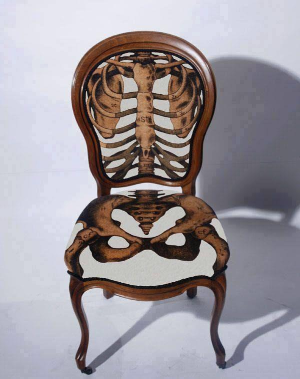 Chaises et fauteuils insolites - images