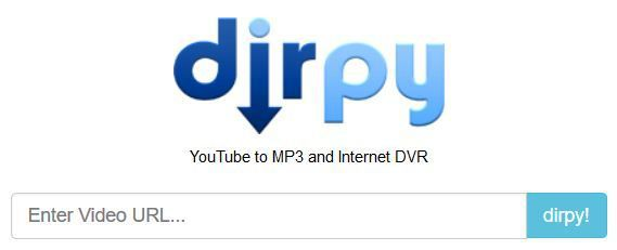 dirpy-extraire-youtube-audio-mp3-converter.JPG
