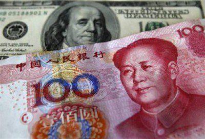 La Chine dit Pas de dollars contre le nouveau yuan