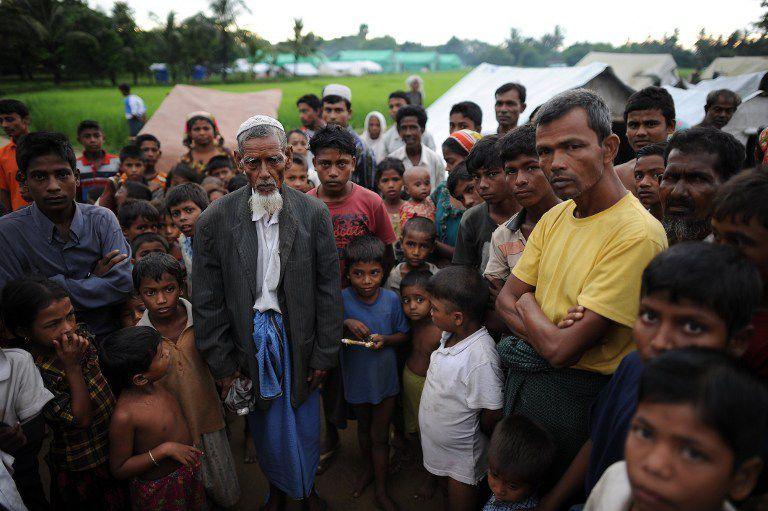Birmanie : des massacres d'hindous auraient été perpétrés par les Rohingyas selon Amnesty International. MàJ : Pendant ce temps, plus de 8000 Kachins chrétiens exilés suite à la reprise des combats de l'État birman contre les rebelles Kachins et Shans