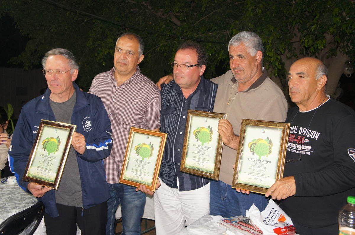 XIème International d'EILAT (ISRAËL), un séjour de rêve ponctué d'émotions !!!