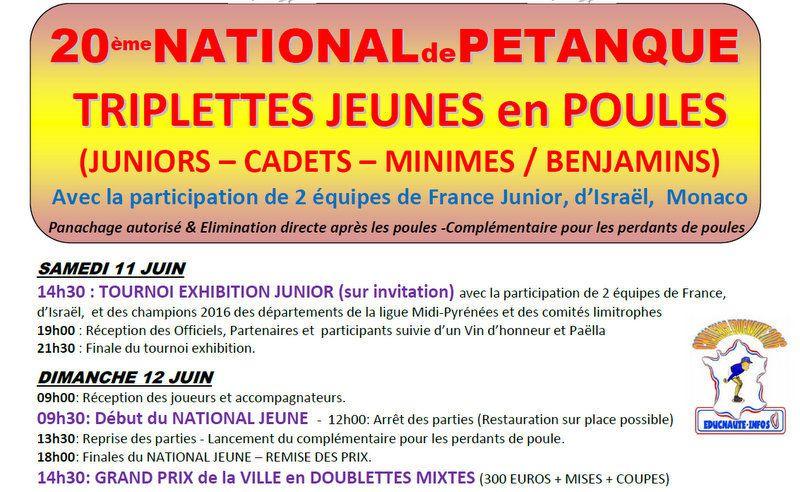 NATIONAL DE REQUISTA (12) Encore plus Fort, Encore plus Haut, et Encore plus Loin !!!