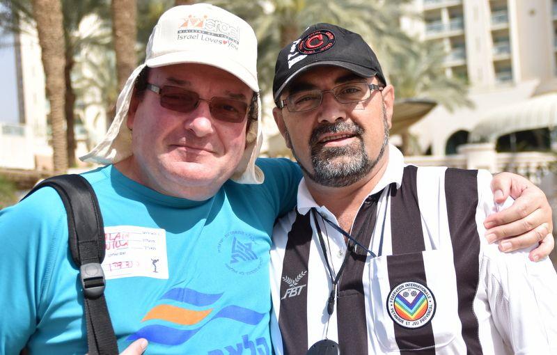 Deux Jeunes Joueurs de Haut Niveau vont participer à l'International de EILAT en ISRAËL