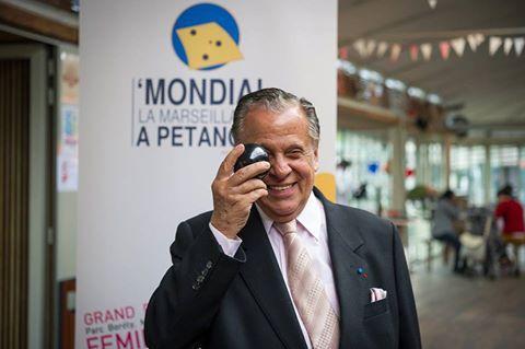 MICHEL MONTANA RÉAGIT A SON ÉVICTION DU MONDIAL LA MARSEILLAISE A PETANQUE.