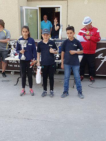 Très beau succès du concours de MILLAU