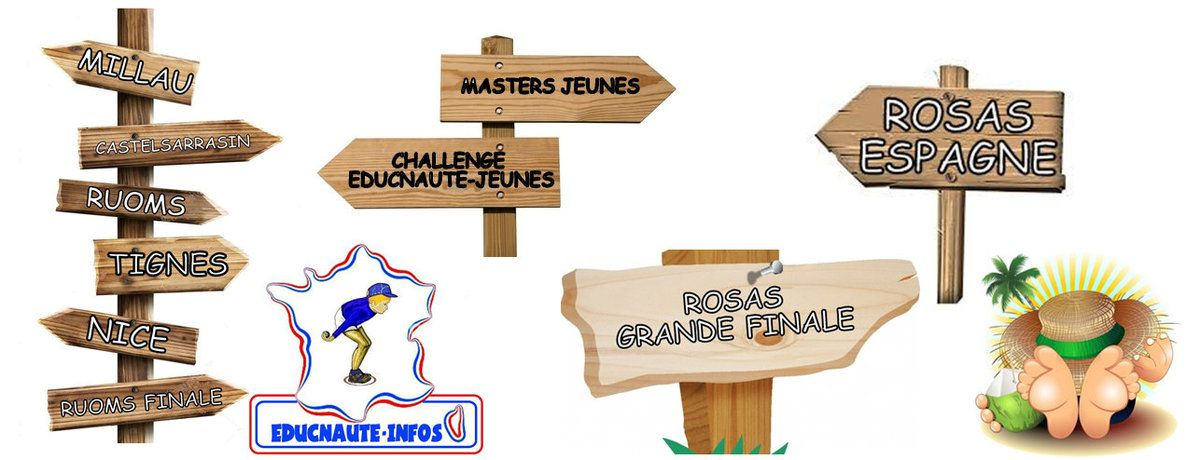 SPRINT FINAL POUR LA QUALIFICATION DU CHALLENGE EDUCNAUTE-INFOS
