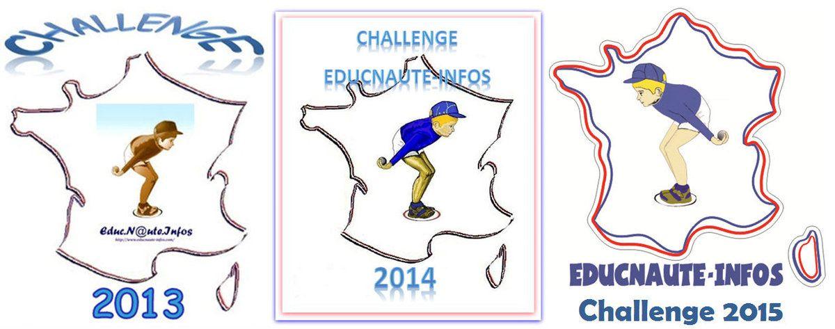 Le CHALLENGE EDUCNAUTE JEUNES : Une évolution permanente, et pleine d'avenir ...