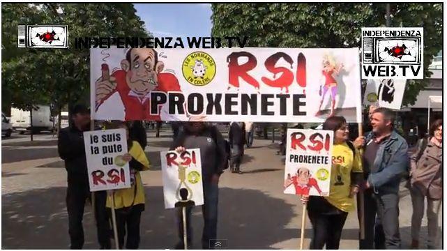 La colère des commerçants, des artisans, des paysans : « On est en dictature socialiste ! »