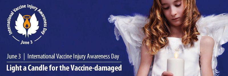 3 juin: Journée Internationale des victimes de vaccins