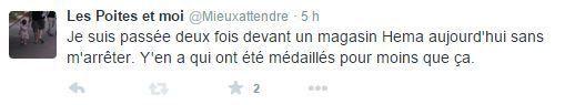 Je tweete, tu tweetes, il/elle tweete #24