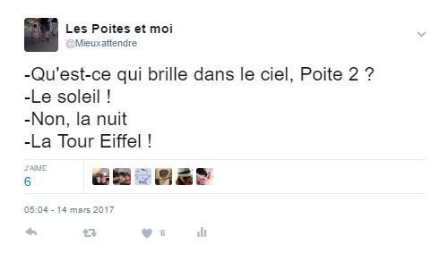 Je tweete, tu tweetes, il/elle tweete #40