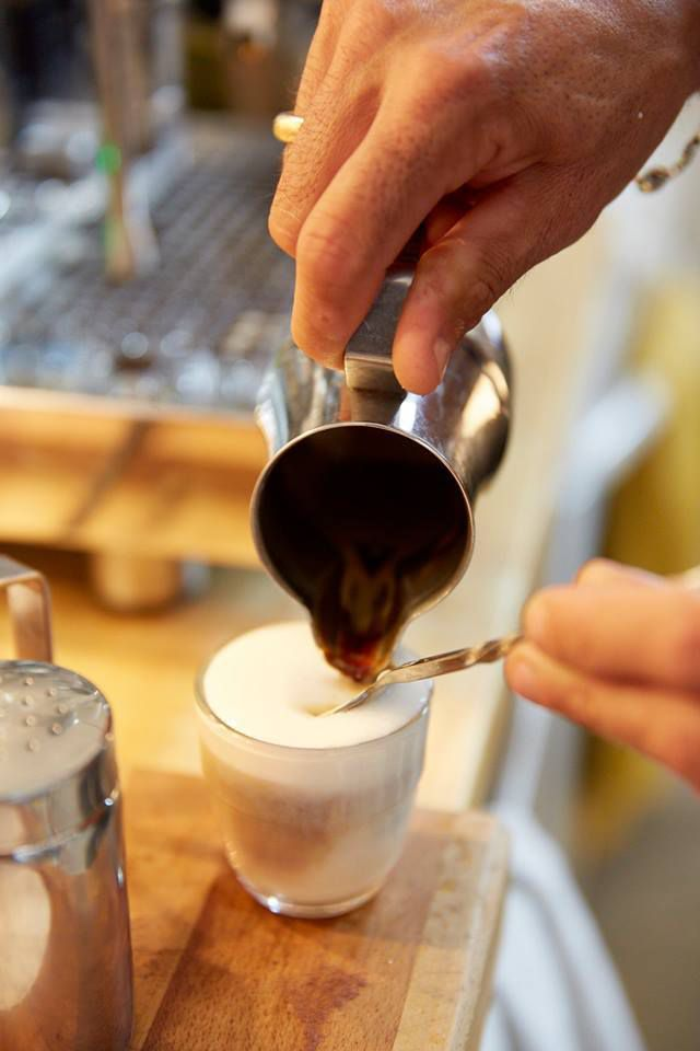Barista Hugues Feuillet - photo de Barista Bartender Solutions