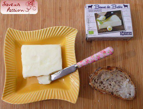 Pasta, beurre de brebis, sauge et citron