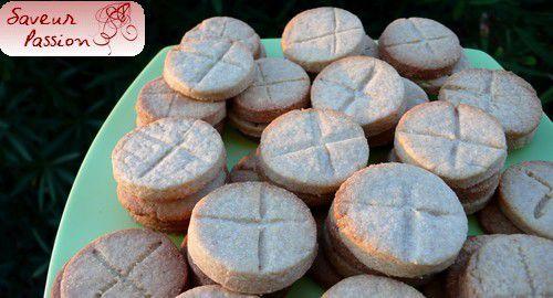 Soul cakes, petits gâteaux de Samhain (recette)