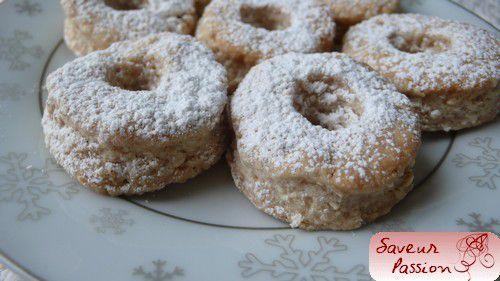 Tour d'Europe des biscuits de l'Avent  : roscos de vino (Espagne)