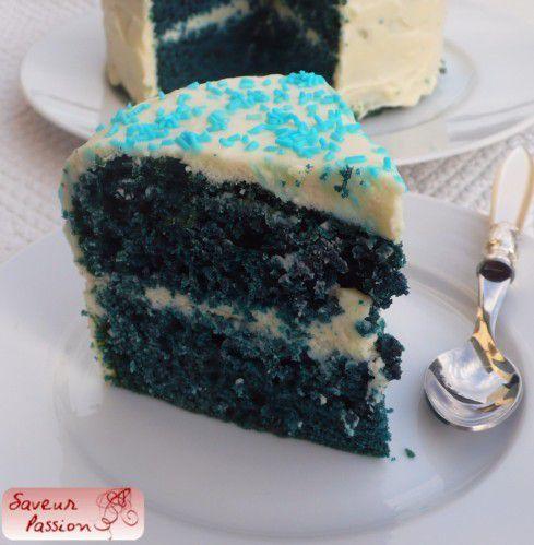 Histoire de bières et Blue Velvet cake pour un double anniversaire