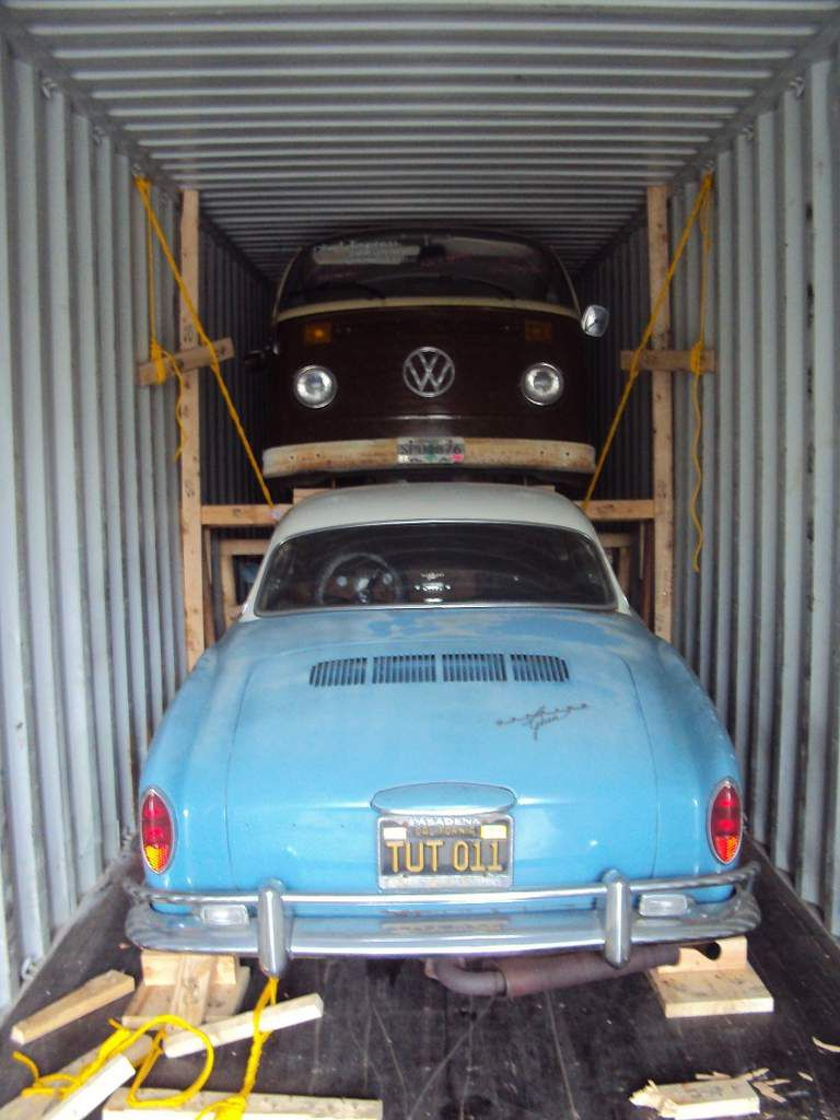 Import VW Karmann Ghia 1967