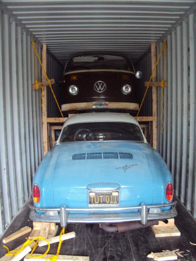 Import VW Karmann Ghia 1967