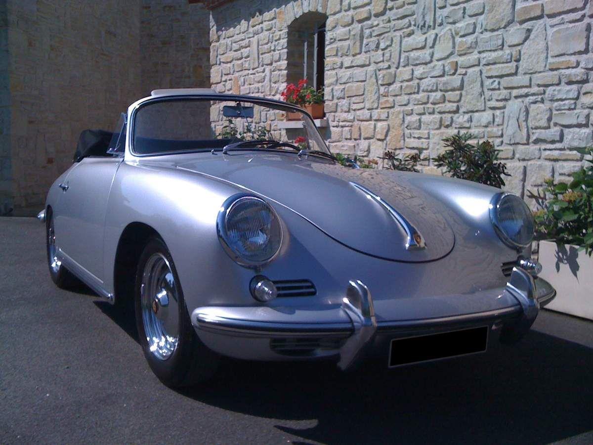 Porsche 356 B T5 Cabriolet A Vendre