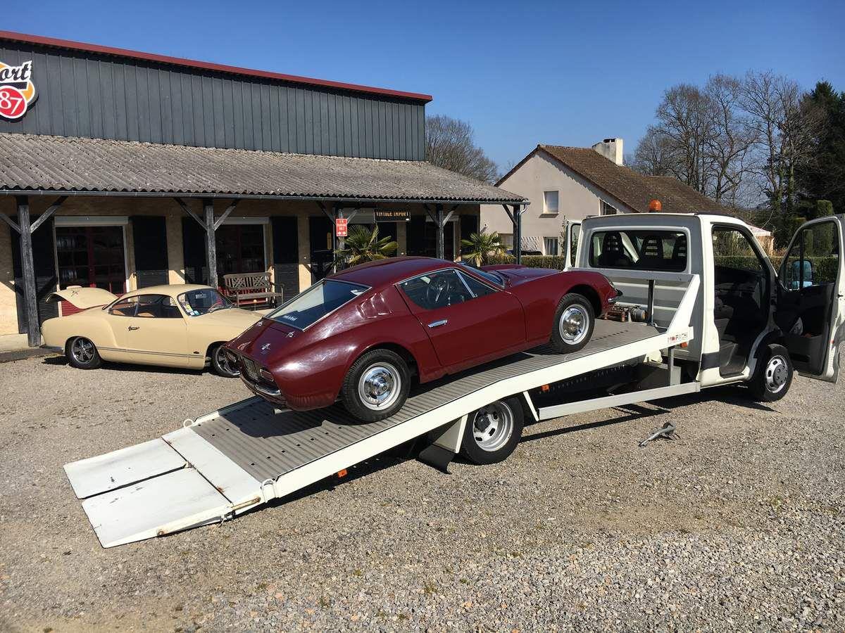 Livraison : Puma GT 1500