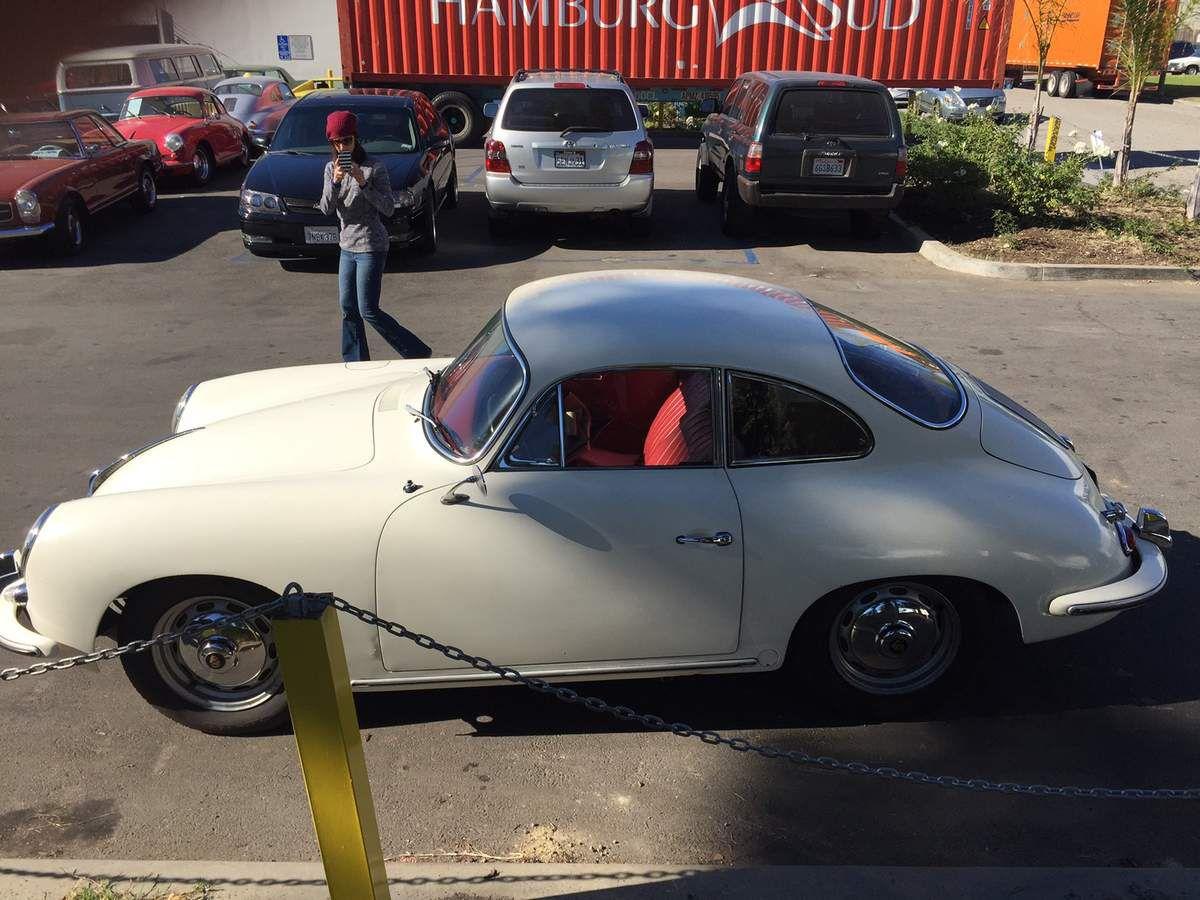 Livraison Porsche 356 BT6