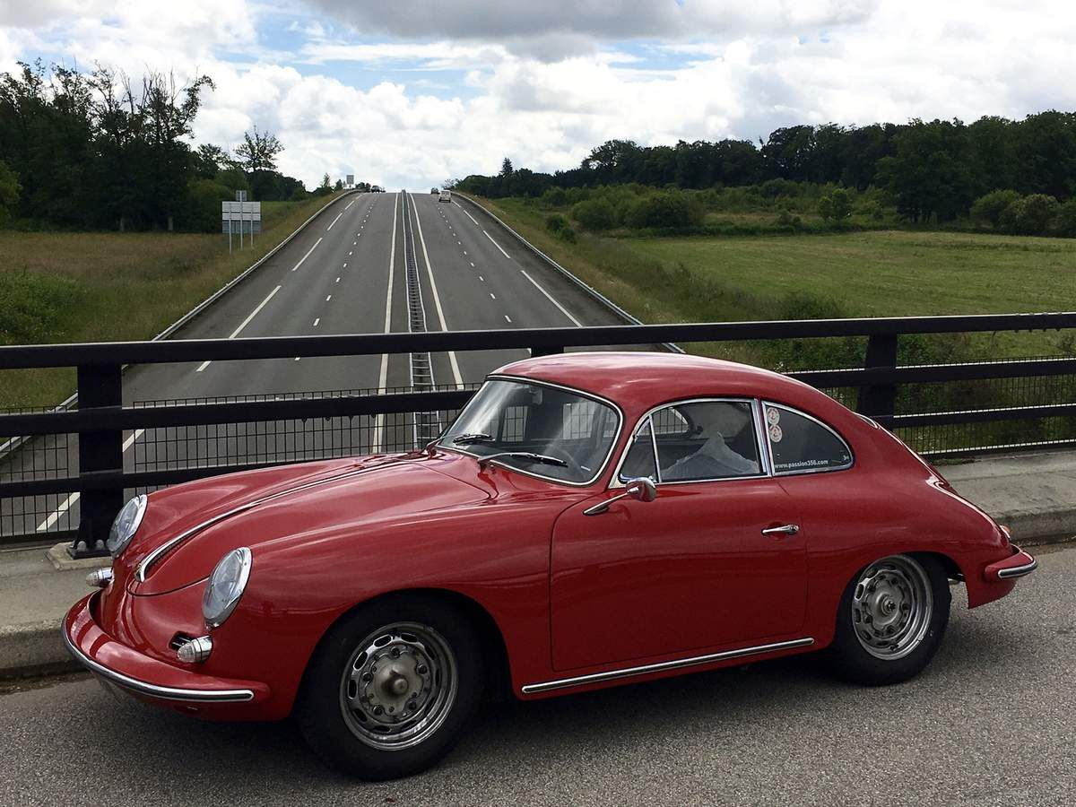 Tuesday test drive : Porsche 356 BT5