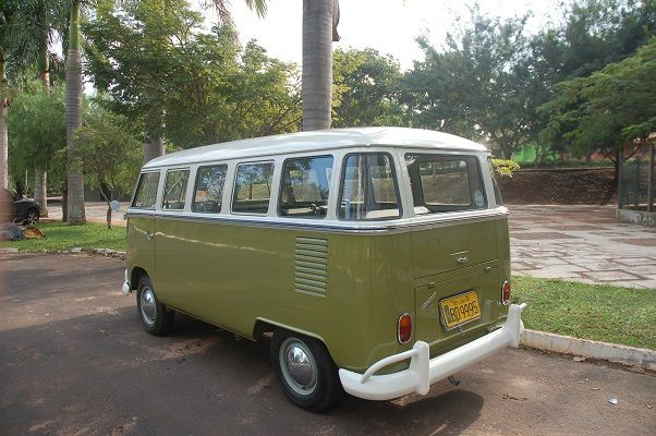 A Vendre : VW Combi Split NEUF !