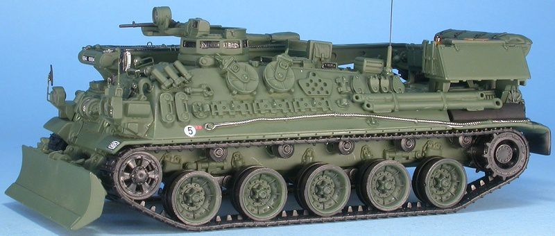 AMX-30 D au 1/48 (Master Fighter)