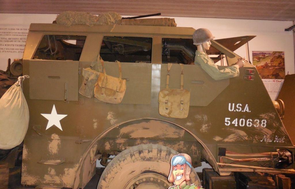 Pacific M25 porte-char et dépanneur au 1/48 (Master Fighter)