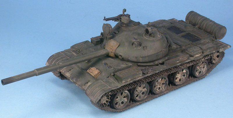 Char T-62 au 1/48 de chez Gaso.Line (par Elodie)