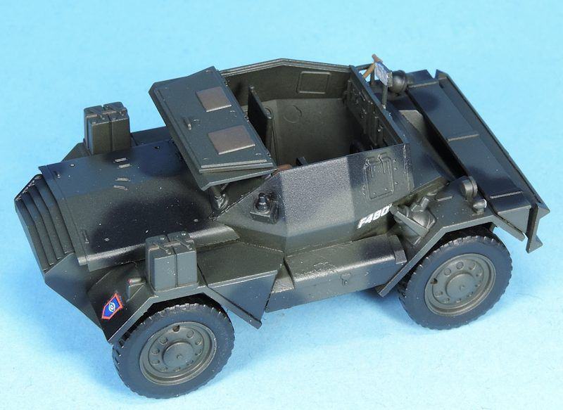 Scout car Dingo MK. II au 1/48 (par Elodie)