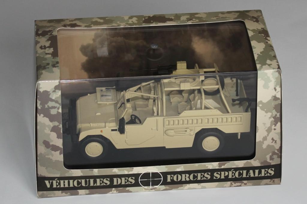 Sherpa Light Forces spéciales au 1/43 (Atlas/Ixo)