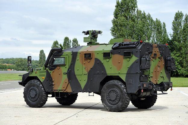 Véhicules et matériels : le Sherpa Light de Renault Trucks Defense