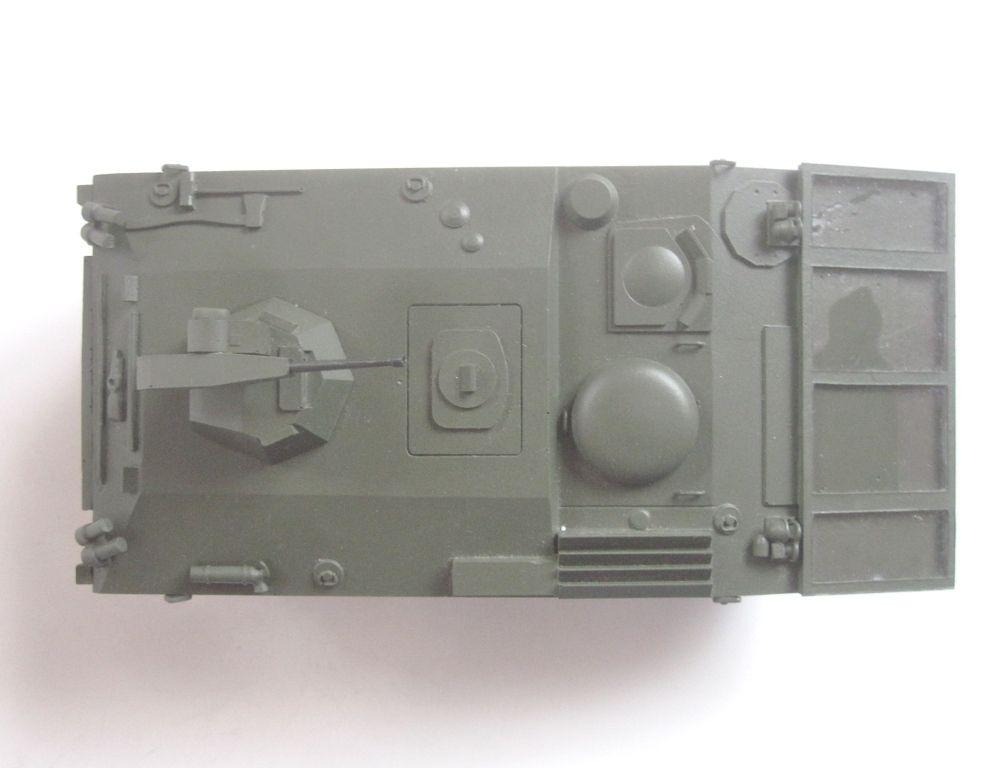 Collector : AMX 10 PAC 90 au 1/32 (PubliPyrénnées et Intermaquettes)