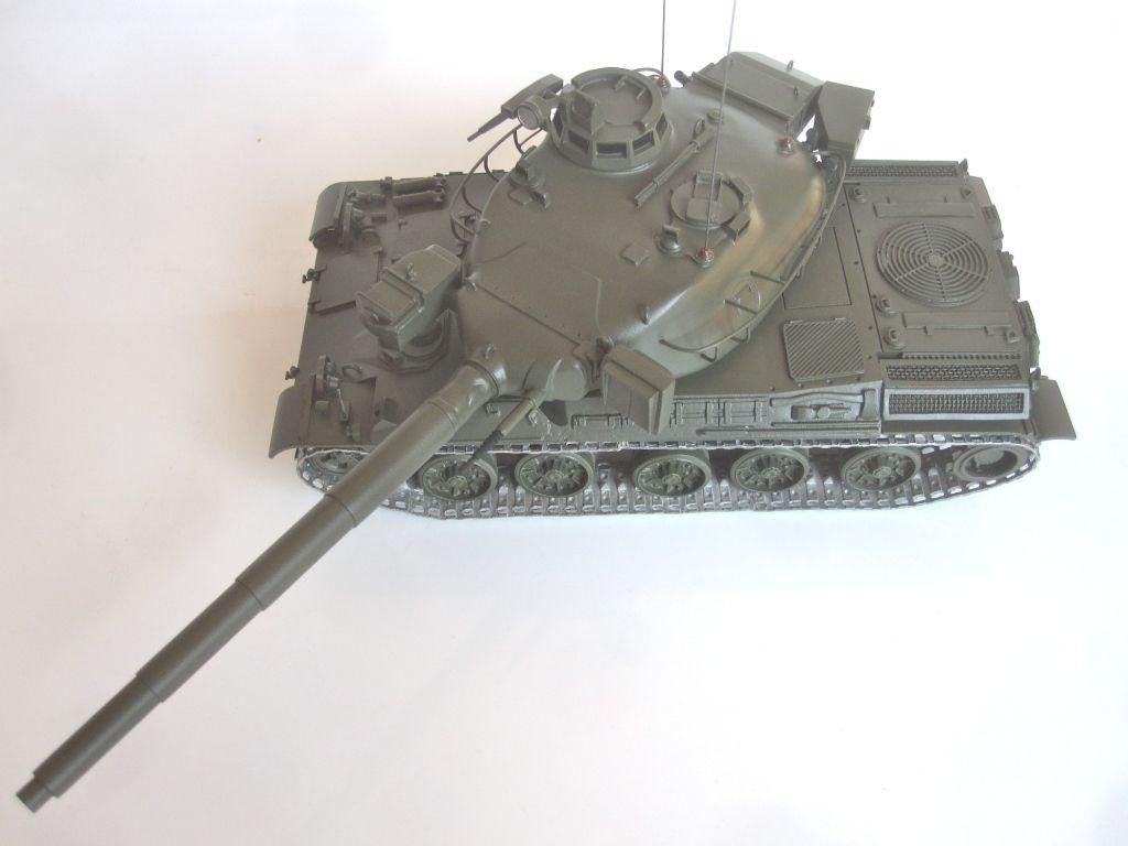 Collector : AMX-30 au 1:32 (par Jérôme Hadacek)