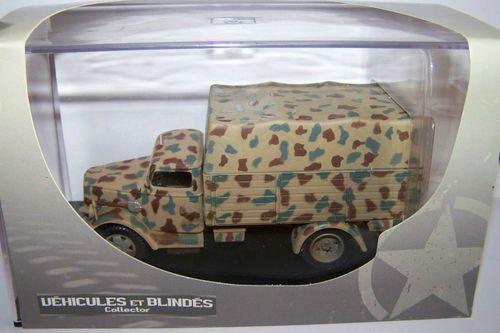 Opel Blitz militaire au 1/43ème