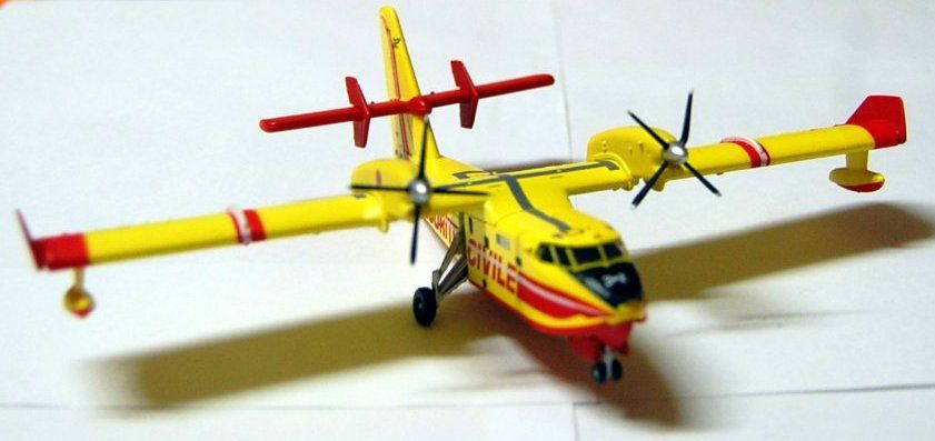 Canadair CL-145 (Hachette-Collections)
