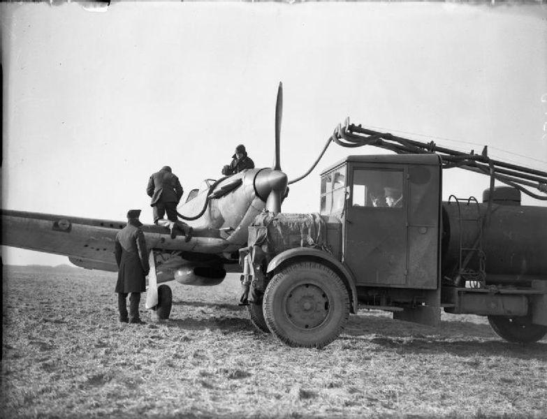 Albion AM463 avitailleur au 1/48 (Airfix)