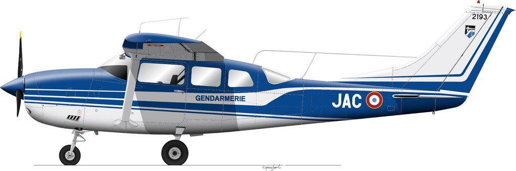 Les forces aériennes de la Gendarmerie nationale (suite)