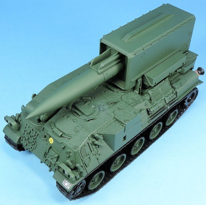 AMX-30 Pluton au 1/48 (Master Fighter) - article mis à jour