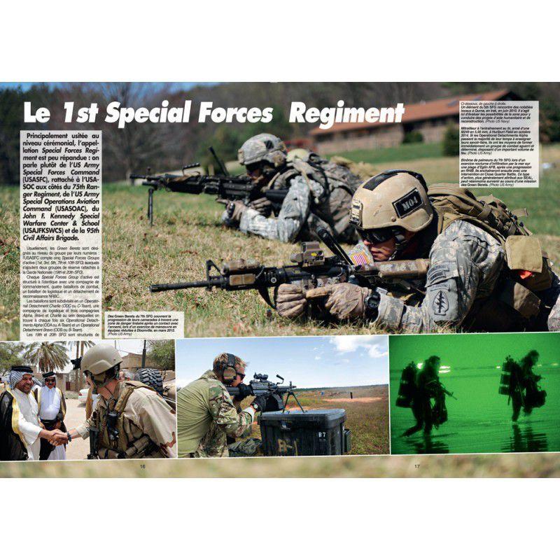 Raids hors-série n° 56 : Les forces spéciales