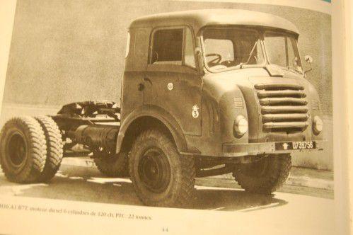 Trcateur Latil H16 avec remorque Trailor au 1/50 (par Florent Vasseur)