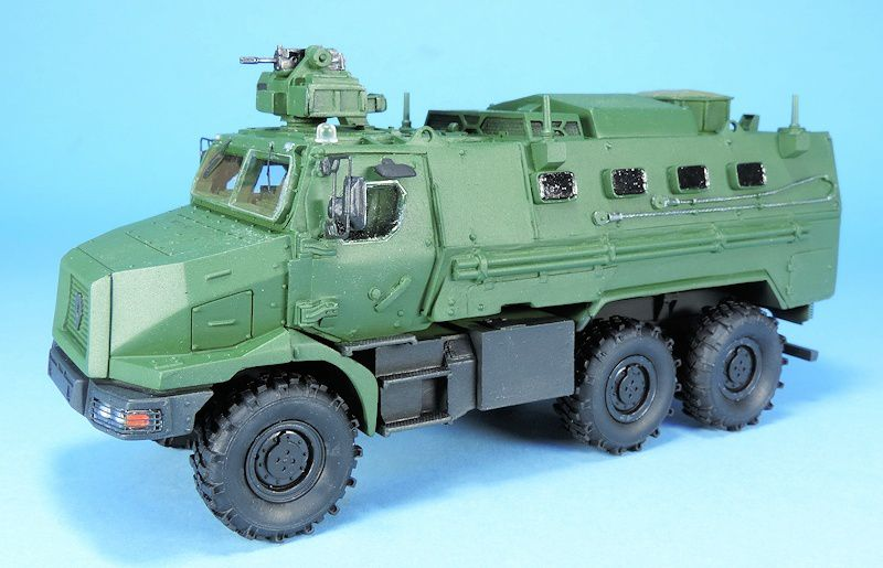 Higuard de RTD au 1/48 (Master Fighter)