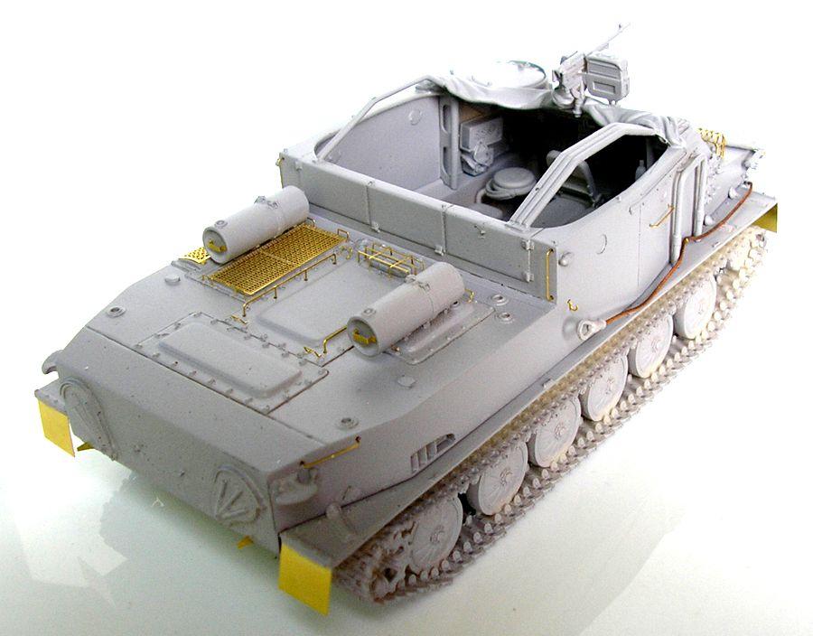 BTR-50P au 1/48 (Tank-Mania)