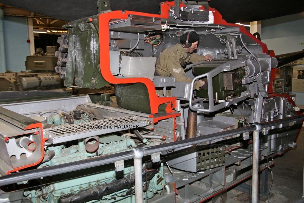 Visite au Bovington Tank Musuem (par Jérôme Hadacek) - complété