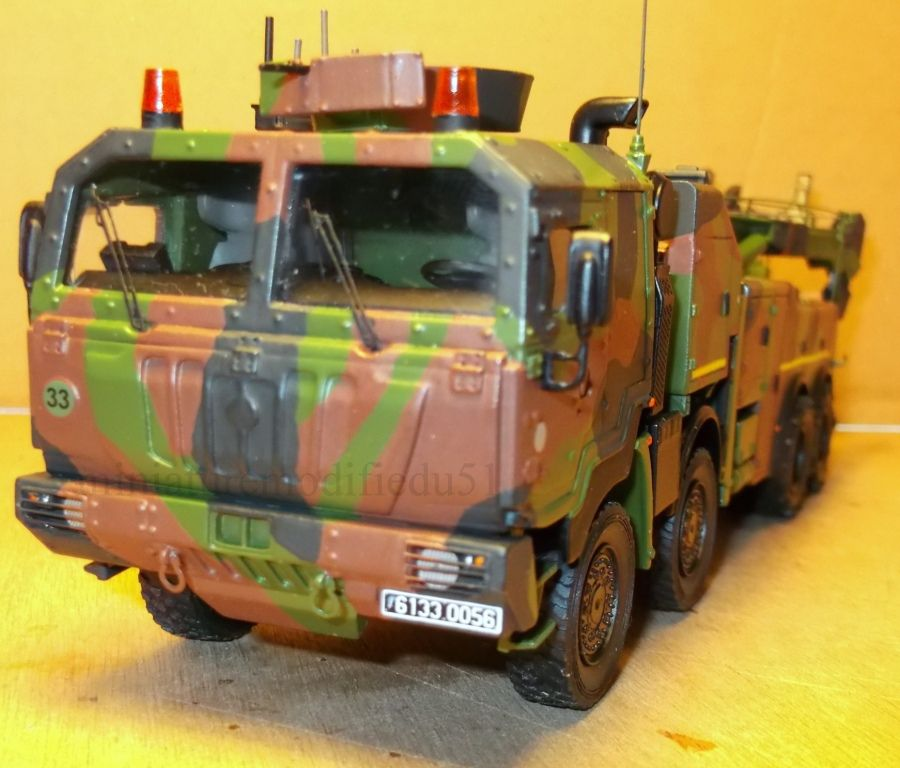 Iveco PPLD -dépannage- au 1/48 (Master Fighter)