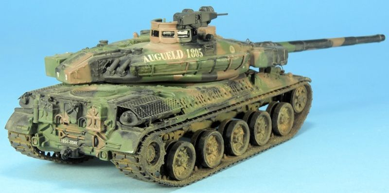 AMX-30 B2 au 1/48 (Master Fighter)