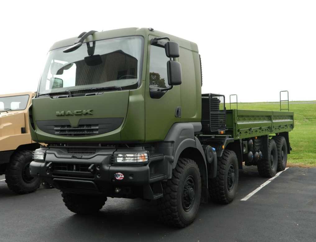 Véhicules&matériels : Renault Trucks Défense et l'armée canadienne